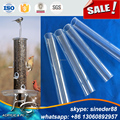 large diameter pc plastic coin tubes plastic pipe for container