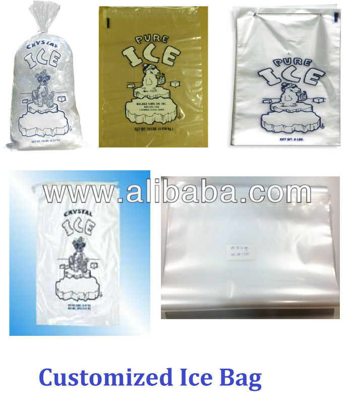 Customized Ice Bag