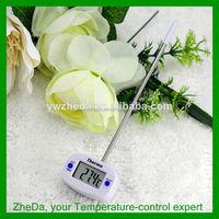 Compact usb temperature sensor