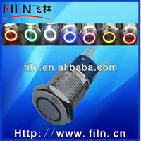 FILN 2 position Led indicator control switch