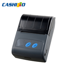 Handheld thermal device bluetooth mobile receipt printer PTP-II