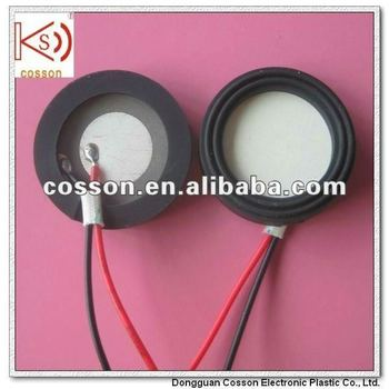 Piezo ceramic element using for ultransonic atomizer