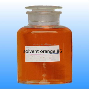 petrol dye solvent dyes orange 86 cas: 81-64-1 diesel powder dye