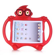 cute cartoon baby hard drop resistance tablet case for iPad 2 3 4