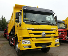30T Sinotruck Howo 336hp 10 wheeler tipper truck capacity tipper trucks made in china