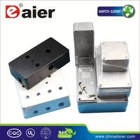 "DAIER ""extruded aluminum electronic enclosures"""