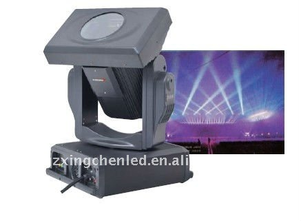 CMY 16ch 2000W xenon lamp Moving Head Color Changing Search Light