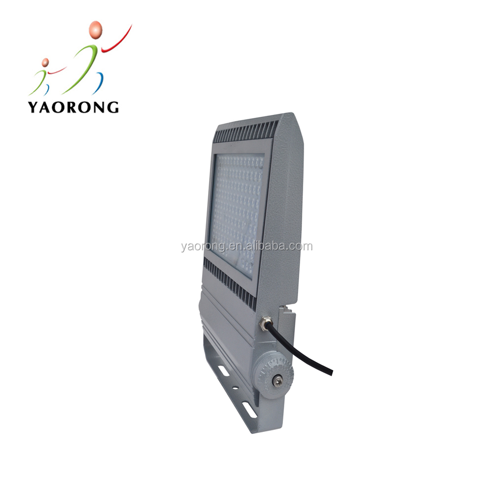 DLC ETL CE ROHS Ultra slim design 110LM/W 10 w 50w 100w 150w Outdoor 220 volt 277v led flood light