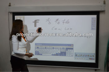 83inch Interactive projection screen/Electronic interactive whiteboard