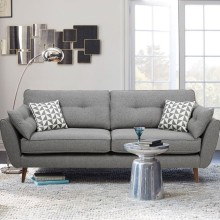 <strong>Modern</strong> furniture design fabric sofa for living room