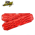 Hot Sale High Quality Supportable Weight 10T Mud Snow Red 4x4 Recovery Sand Tracks