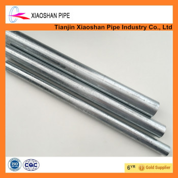 XiaoTong galvanized electrical conduit 2 inches emt conduit