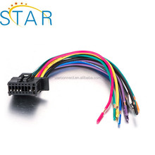 ISO pioneer automotive wire harness for car