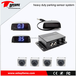 0.4-3.5m detection range truck parking sensor system with good quality, competitive price