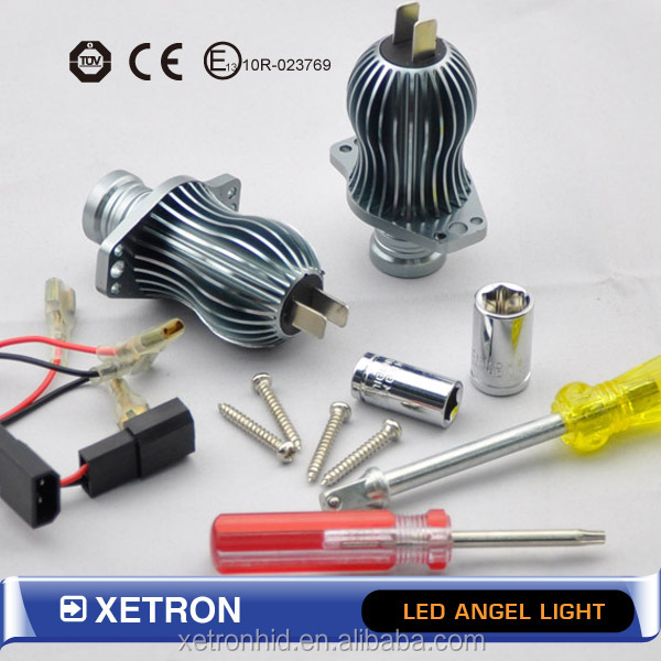 Manufacturer of ERROR FREE Angel Eyes Led Marker for Auto E90 E91