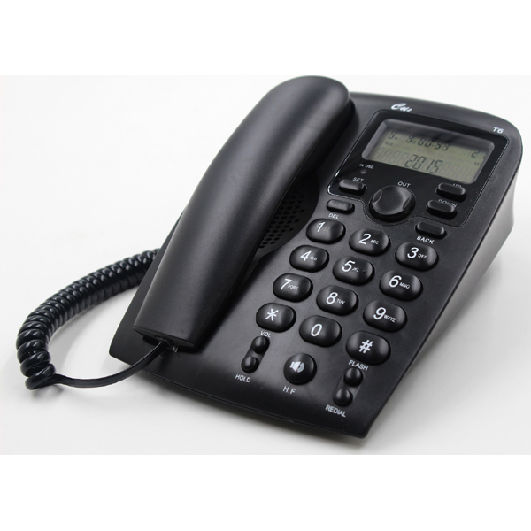 cute corded telephone hot sell cool telephones with nice color