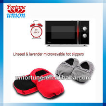 foot therapy microwavable shoes