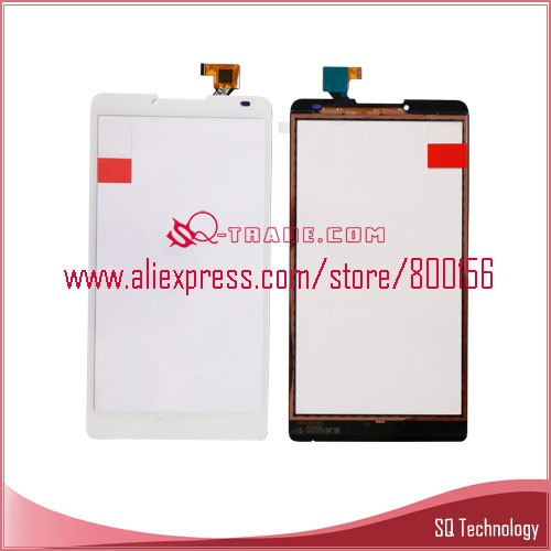 for Lenovo A880 Digitizer Touch Screen Replacement