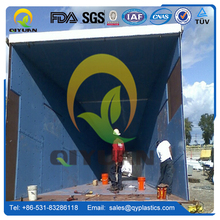 polyethylene HDPE plastic sheeting for truck liner and uhmwpe coal liner