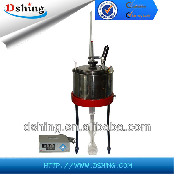 DSHE-1C Asphalt/Pitch/Bitumen Engler Viscometer(Double Units)