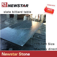 slate billiard table price