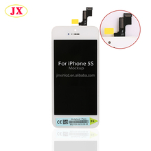 100% Guarantee Display for Iphone 5S LCD Touch Screen Digitizer Assembly (Original Digitizer Glass) +Tools,Tracking No.