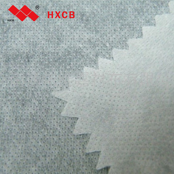 PA/ PES Coated Non Woven Fusible Garment Interlinings Fusing Fabric Interfacing Cloth