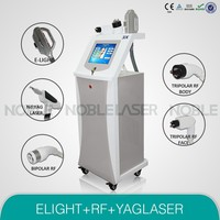 Elight rf ng yag multifunctional beauty machine for hair removal tattoo removal China beauty salon equipment