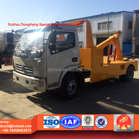 Dongfeng Recovery Truck Wrecker Tow Trucks