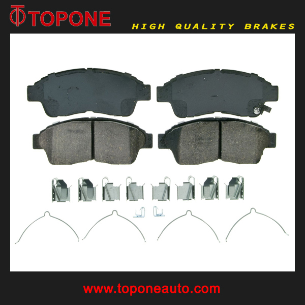 Noiseless Brake Pad A-394WK D2118M D562 D695 04465-05010 For TOYOTA CELICA