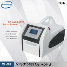 1064nm infrared laser beauty salon use laser 1064 nm 532nm nd yag laser
