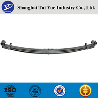 hot sale popular Truck spare parts in China Parabolic leaf spring