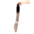 Top Best Quality Wholesale Seamless Ombre Waterproof Skin Weft Russian Remy Double Drawn Tape Hair Extensions