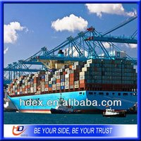 Professional Sea Shipping Agent to USA Oakland