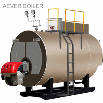 cheap price WNS 4t boiler steam output for hot sale