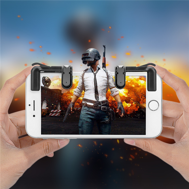 Best Price PUBG Mobile L1R1 Shooter Controller