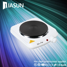 hot sale electric single solid cast iron hot plate