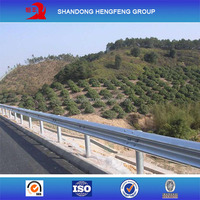 Highway road fence/ highway guardrail/ guardrail barrier system