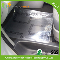 Free Samples Worldwide Best Selling Temporary Blue Pe Protective Film For Aluminum Profile