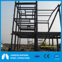 Prefab Galvanized Light Steel Structure Two Storey Building