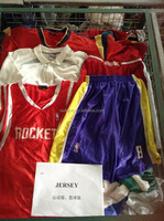 Curry clothing/James clothes for basketball used