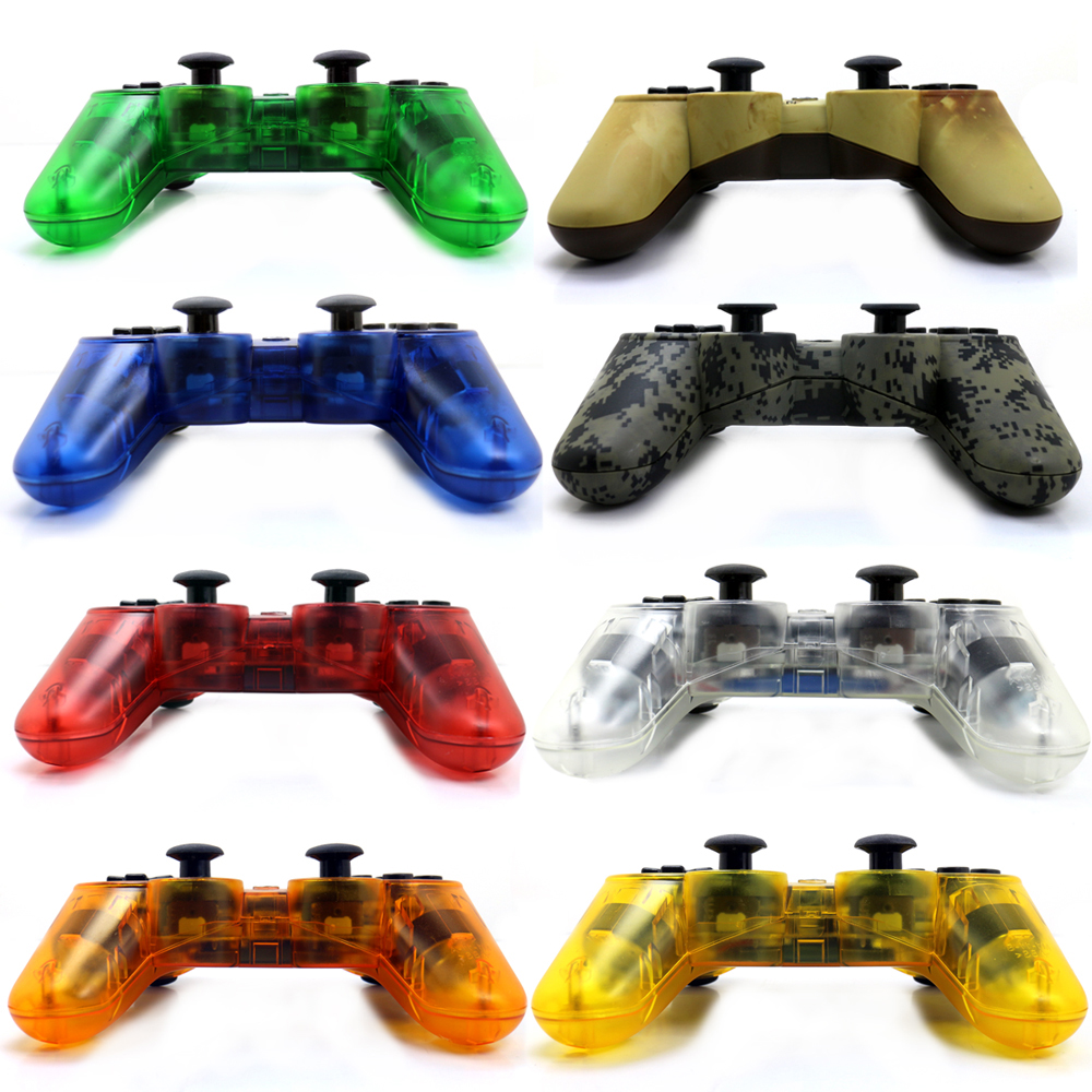 6 colors for sony ps3 wireless controller rechargeable Bluetooth Wireless Joystick Pad Gamepad Controller For PS3 joysticks