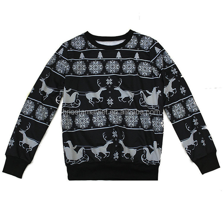 Wholesale Personalized Kintted Christmas Sweater