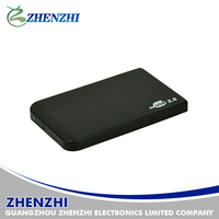 Custom Aluminum Electronic Instrument Hdd Enclosure