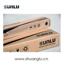 silver welding rod/SUNLUbrand of welding rod aws e7018 e6013/gauge welding rod