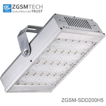 High power 200W led tunnel light with LM80 report CE RoHS certifiactes