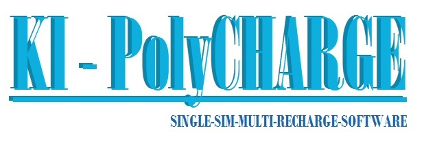 KI Polycharge multi mobile recharge system software