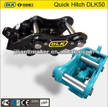 SUMITOMO s240 280 excavator quick coupler, hydraulic quick hitch