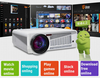 HTP projector led 86+ 1280x800 HD Build in Wifi Android