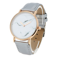 Fashion Quartz Marble Watch Clock Women's Watches Casual Watches For Lady reloj mujer